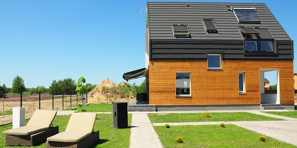 Passivhaus des Baupartners Fundamenta in Megdeburg