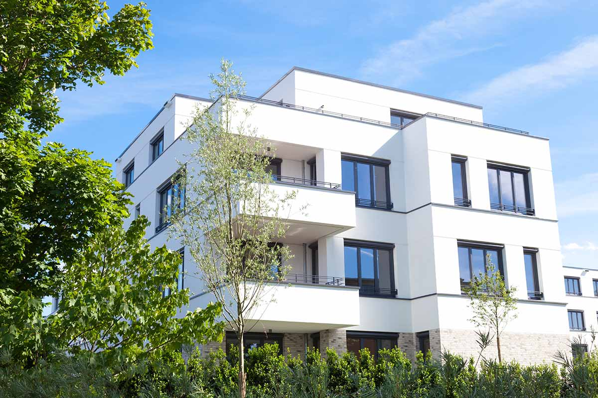 Mehrfamilienhaus in Magdeburg